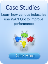 case studies wan optimization