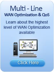 multi-line wan optimization & Qos